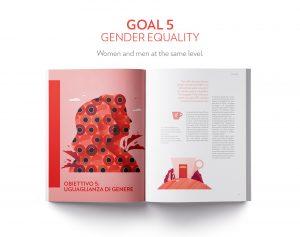 Illustration for gender equality
