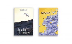 Jonathan Livingston Seagull by Richard Back - Momo by Michale Ende