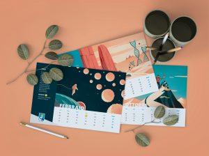 AIRC 2021 Calendar